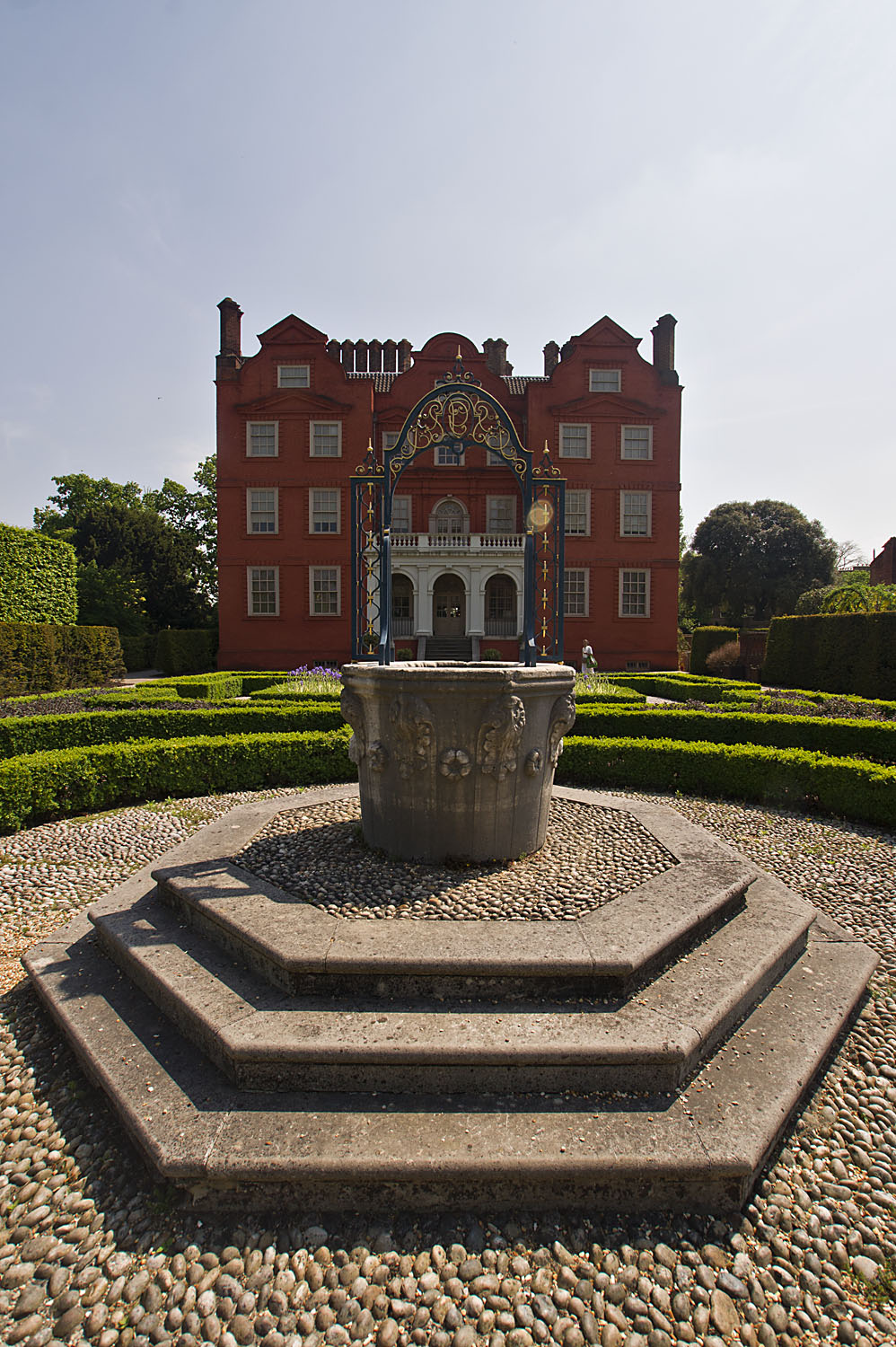 Kew Palace, The Dutch House   Meanderings Abound