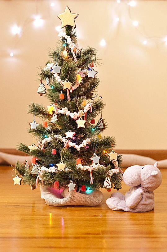 What a delectable treat, I mean tree, just for me.