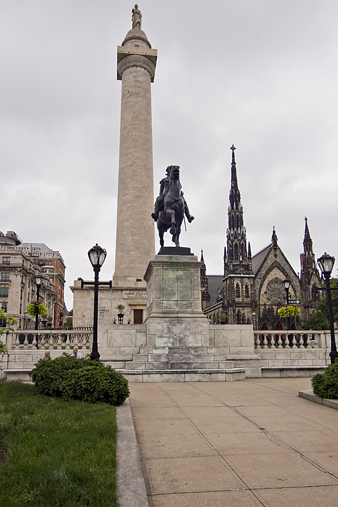 Baltimore's Washington Monument