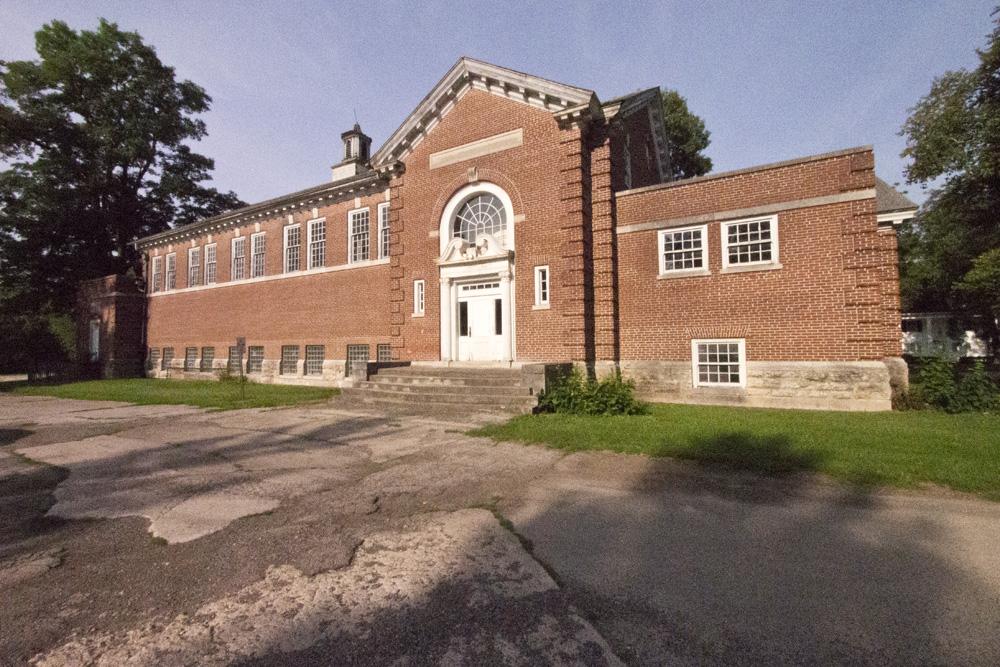 Campbell Center Gymnasium