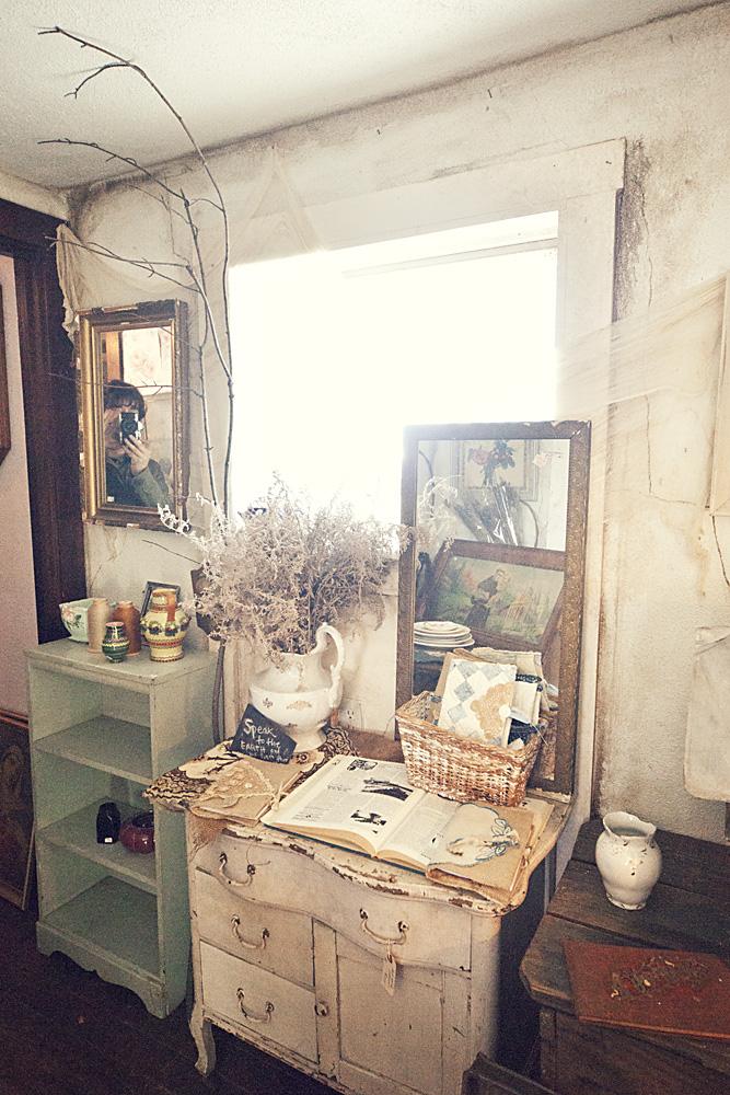 Vintage Vanity