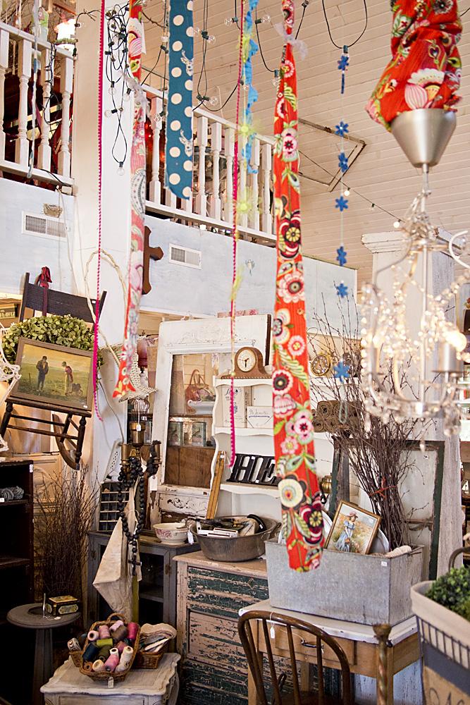 Bloom Shop in Kalona, Iowa