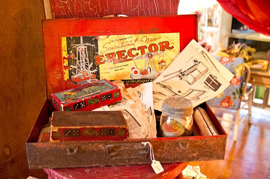 Vintage Erector Set