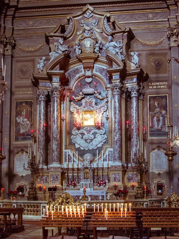 Madonna delle Grazie Chapel
