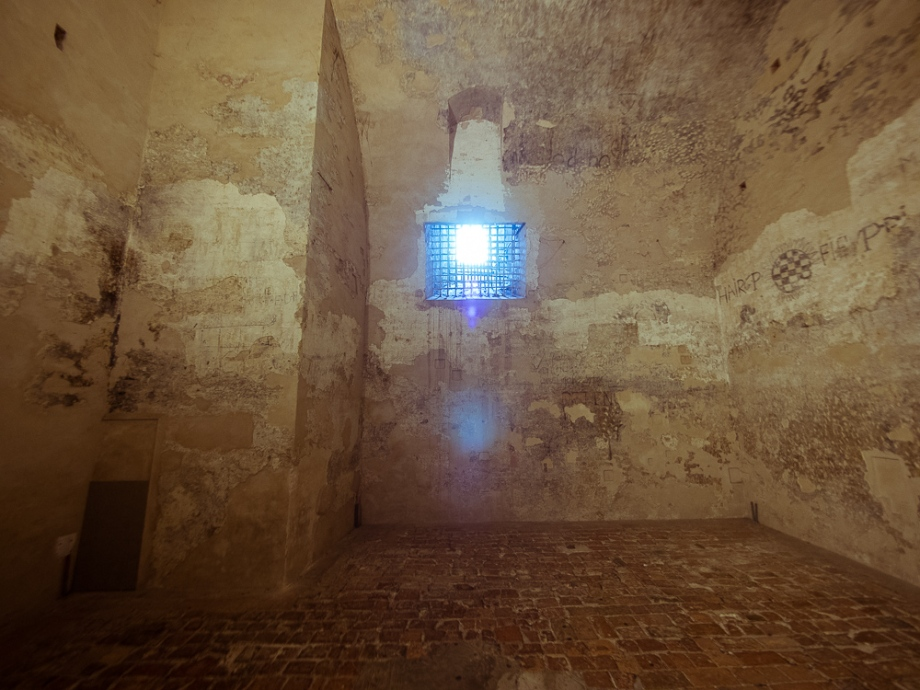 Cell of don Giulio d'Este, Ferrara, Italy