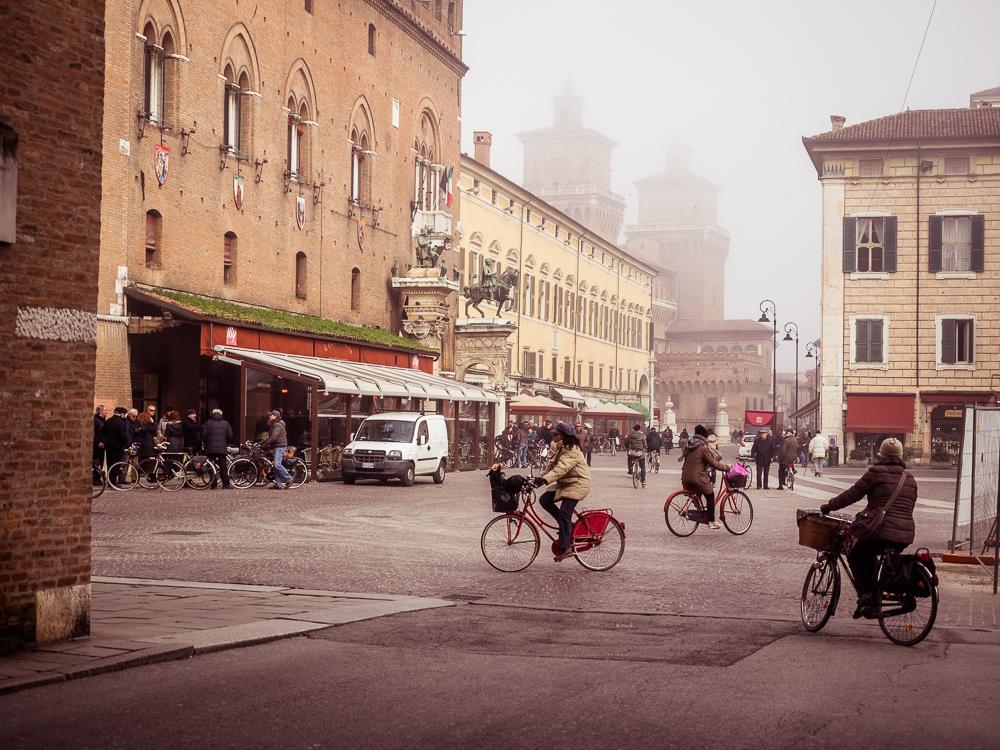 Ferrara, City of Bikes