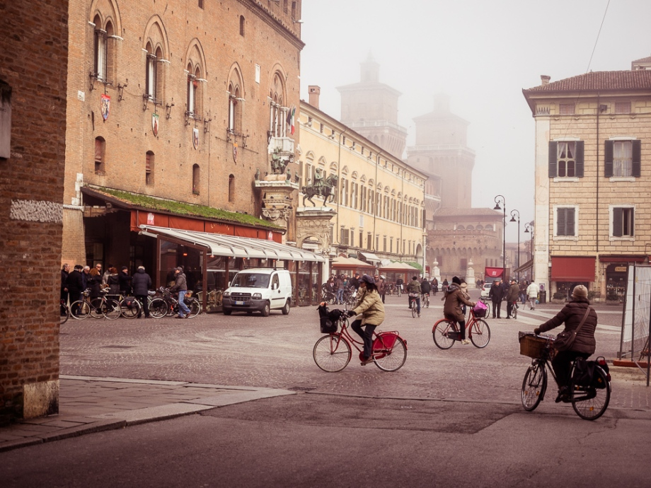 Ferrara, City of Bikes