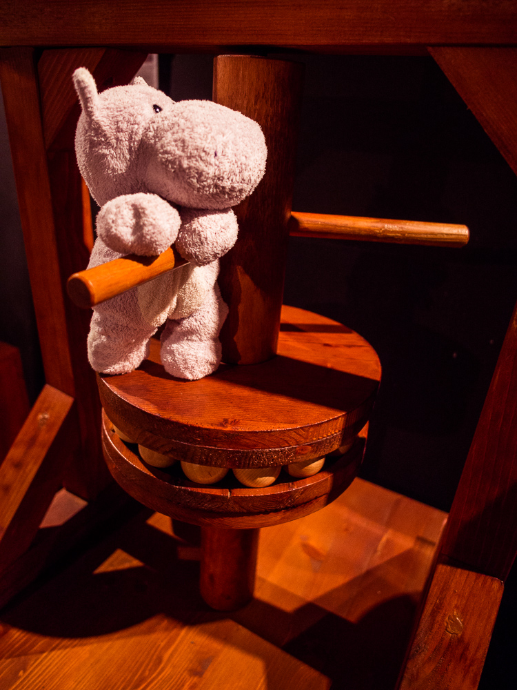 Tiny Hippo Testing da Vinci Tool