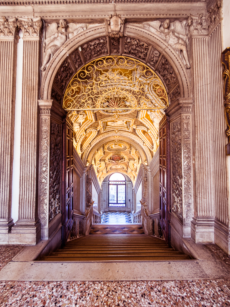 Scala d'Oro Doge's Palace