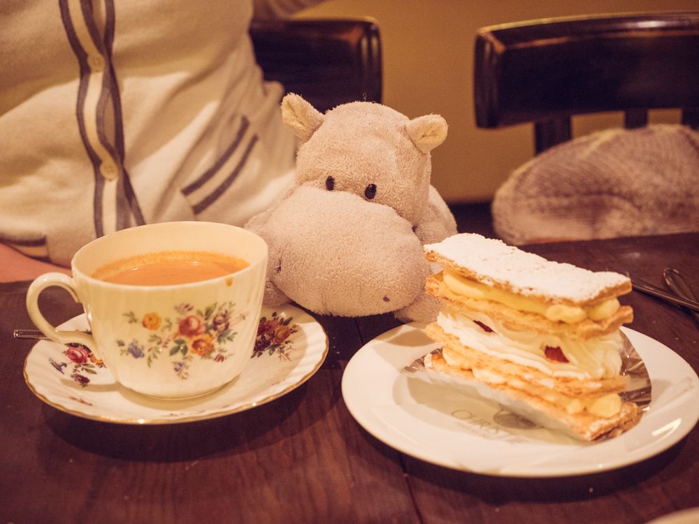 Tea and Cake in Tokyo