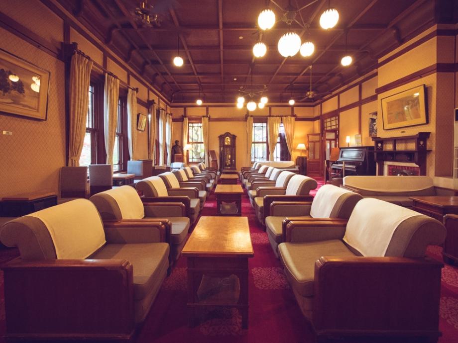 Nara Hotel Lounge