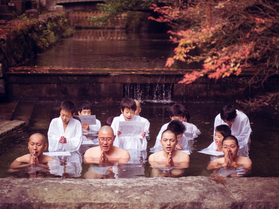 Koyasan Monks