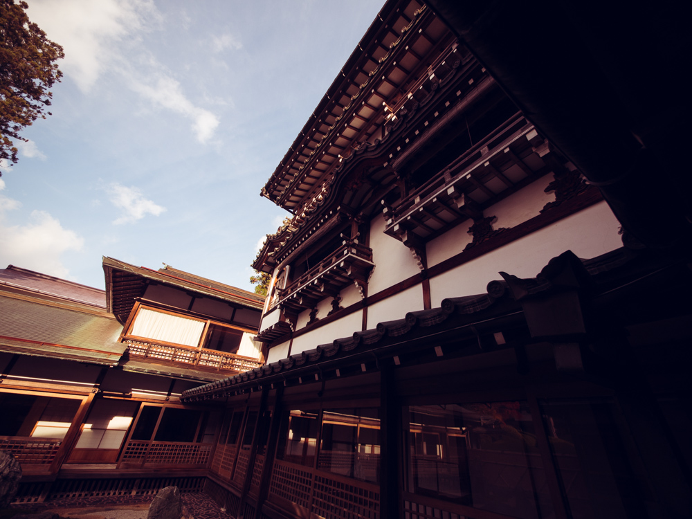 Temple Lodgings Mount Koya