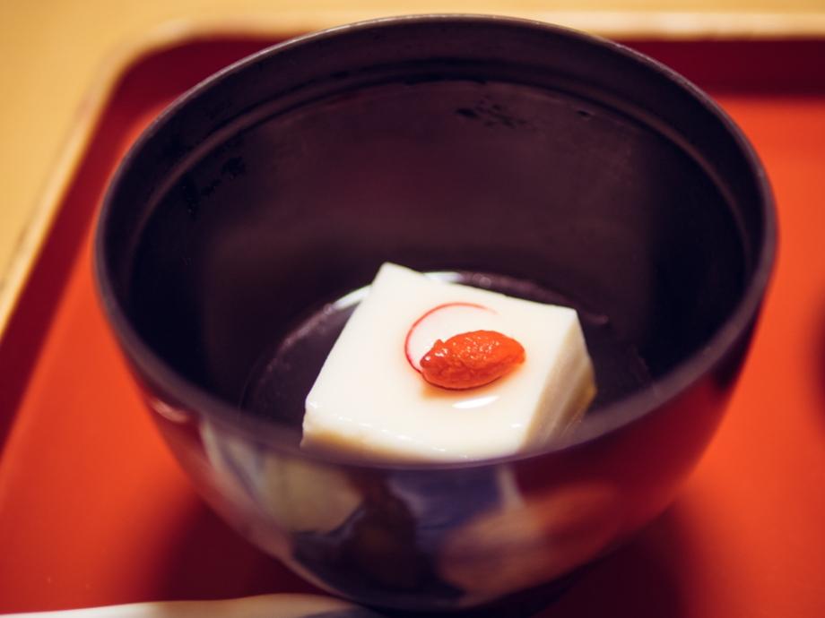 Dinner in Japan