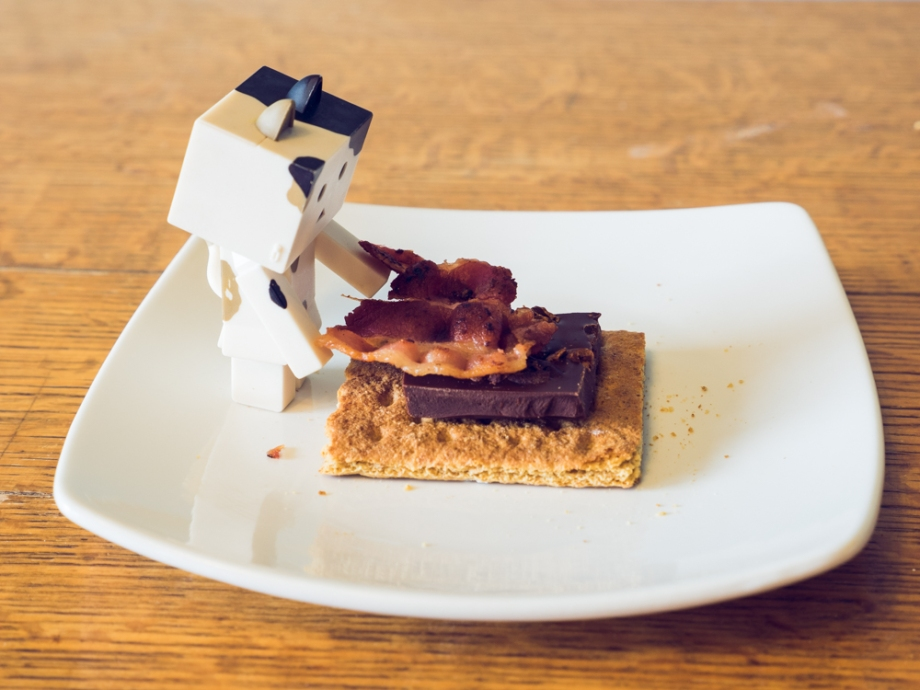 Bacon S'mores
